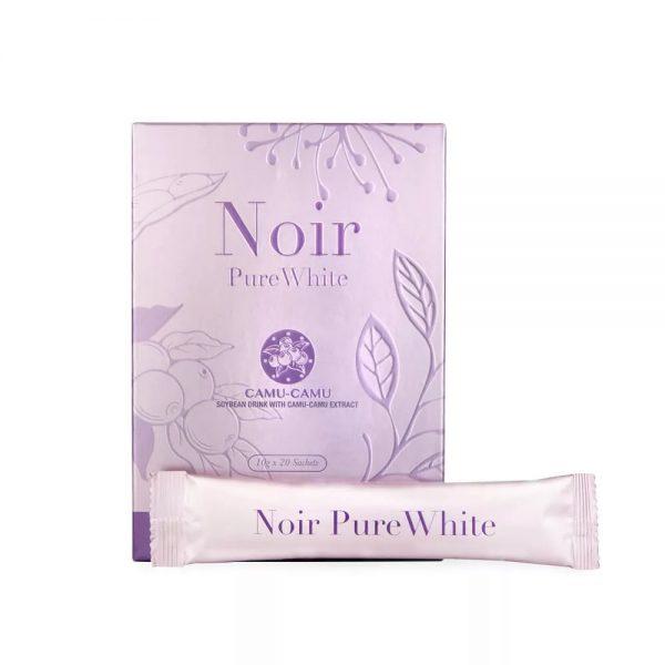 Noir Pure White