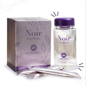 Noir Pure White