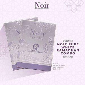 Noir Pure White Combo